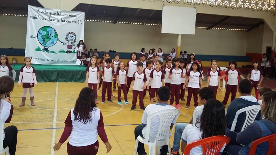 Fórum Infantil de Sustentabilidade 2017