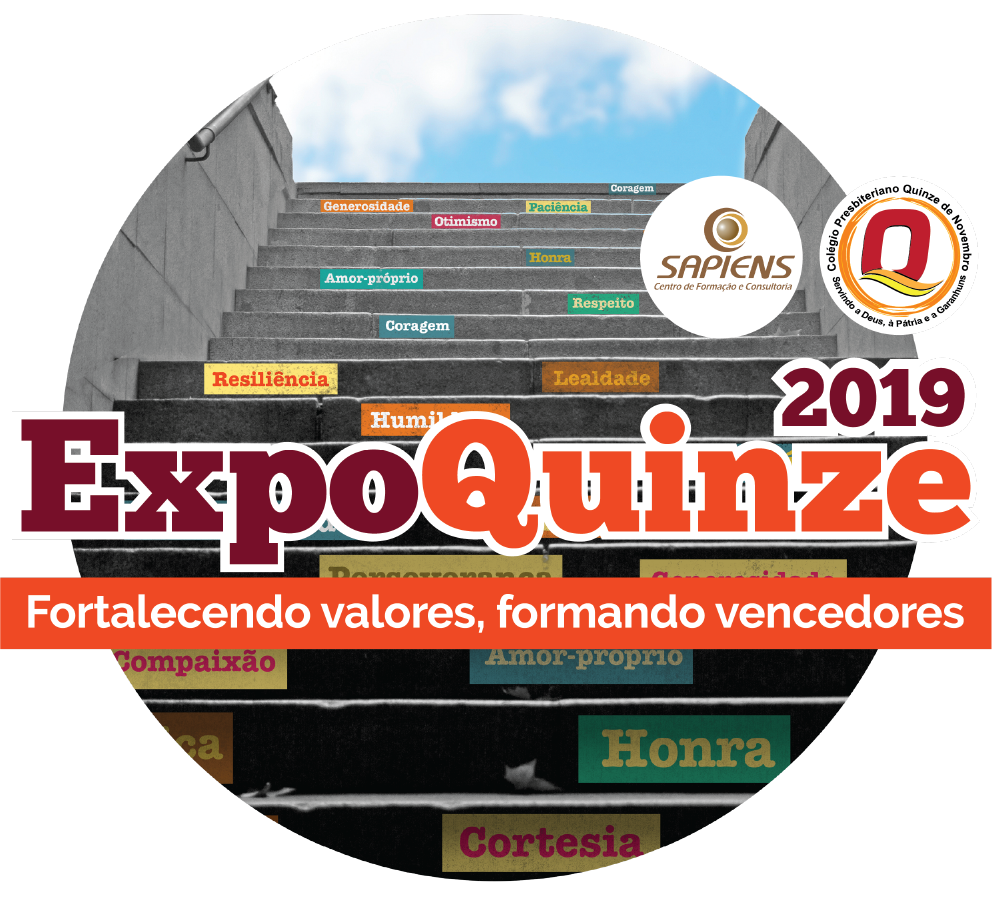 LOGO EXPO QUINZE 2019